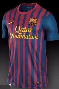 6f1ded900 Nike cesc fabregas fc barcelona home jersey 2011 12