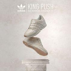 brand new b120d 7e152 adidas King Push Equipment Running Guidance 93 Pusha T US 10 Brand New Yeezy