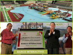 Tejupilco, inauguran barco interactivo en parque acuático - http://notimundo.com.mx/mexico/tejupilco-inauguran-barco-interactivo-en-parque-acuatico/27019