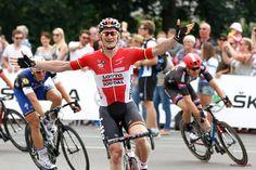 André Greipel won th