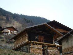 Chalet dans le hameau classe de boudin guide touristique de la savoie rhone alpes