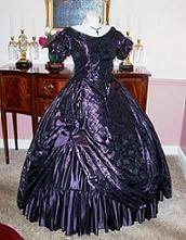 Civil War era ball gown Southern Belle Dress ccd7bfd971a4