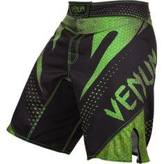 a52823945d Venum Hurricane Fight Shorts (Amazonia Green)