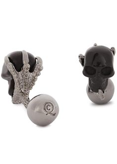 8af578c9f085 Gunmetal claw cufflinks - Cufflinks & Clips - All Accessories - Men