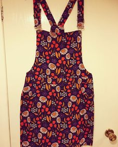 Dungaree Dress, Dungarees, It Is Finished, Instagram Posts, How To Make, Dresses, Fashion, Bib And Brace Overalls, Gowns