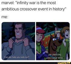 Scooby-Doo. Biggest crossover
