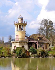 Versailles: le Hameau de la Reine