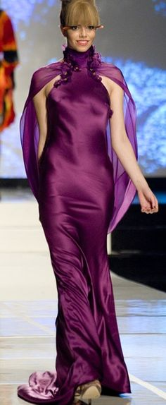 Luly Yang, Spring 2012 Haute Couture  010615