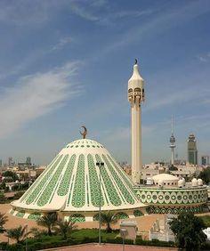 Al Fatima Mosque in Kuwait