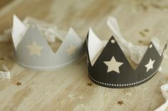 DIY spécial couronnes des rois • Hellocoton.fr Diy For Kids, Crafts For Kids, Kids Carnival, Paper Crowns, Diy Crown, Holidays With Kids, Paper Toys, Invisible Crown, Yule