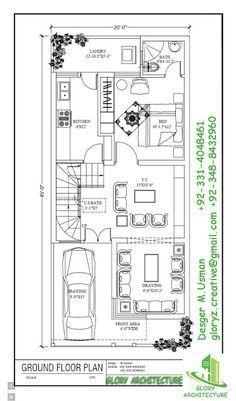 House Planning 25x50 Plan N Design Bride House Plans House