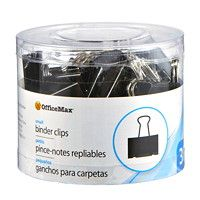 Pinces-notes repliables robustes OfficeMax