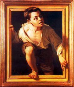 Gustave Courbet, Fugint De La Critica. on ArtStack #gustave-courbet #art