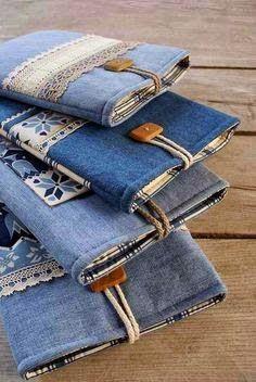 Diy Jeans, Denim Bags From Jeans, Reuse Jeans, Artisanats Denim, Sewing Jeans, Denim Purse, Denim Shorts, Easy Sewing Projects, Sewing Projects For Beginners