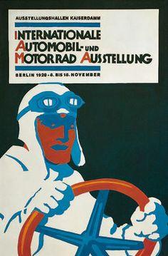 IAA Plakat 1929
