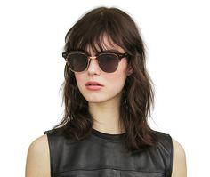 508971d0fe7 GENTLE MONSTER - SECOND BOSS B4 Round Sunglasses
