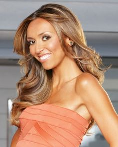 Guiliana Rancic - She's got a great personality and attitude despite the struggles she's been through.