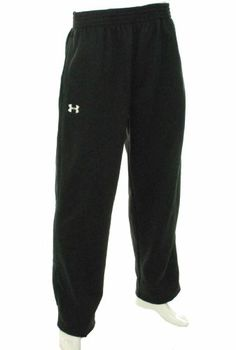 Men's Armour® Fleece Performance Pants Bottoms by Under Armour $36.99 - $49.99