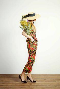 Blusa y pantalón a juego para la invitada perfecta. #Blog #Innovias