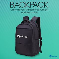 Carry all your valuable documents and files safely. #Backpack #backpacks #Travelers #wholesale #promotion #markets #Advertising #giveaways #Trending #brand #branding #giftideas Cheap Logo, Promotional Bags, Picnic Bag, Wholesale Bags, Luggage Bags, Giveaways, Advertising, Branding, Backpacks