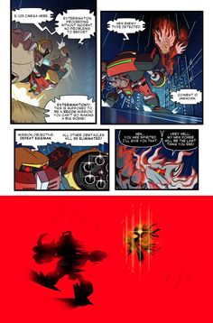 Official Sonic Forces Comic: Looming Shadow Page Four