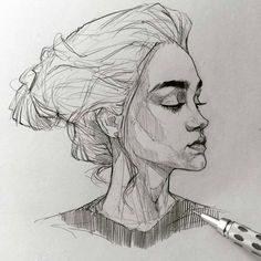 """5,715 Likes, 18 Comments - A R T (@modernartt) on Instagram: """"@modernartt . . Art by @maloart #art #drawing #draw #karakalem #çizim"""""""