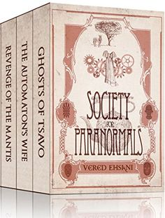 Society For Paranormals - http://www.justkindlebooks.com/society-for-paranormals-2/