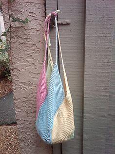 Windmill Bag pattern