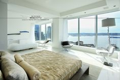 The penthouse - Escala. fifty shades of grey