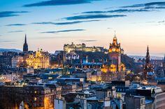 Edinburgh, Escocia || Viatur.com/tours_por_europa.html