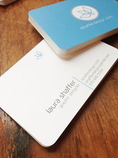 Personal Business Cards | Business Cards | The Design Inspiration