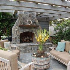 Outdoor Rooms Magazine Design,