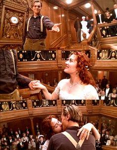 Titanic with #LeonardoDiCaprio