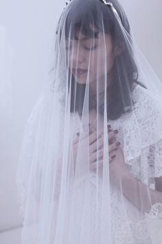 Wild Spirit Lovers introduce Gaia Veil - a customized mantilla drop bridal wedding veil with lace edges for bohemian, boho and vintage brides Drop Veil, Mantilla Veil, Wild Spirit, Wedding Veils, Beautiful Soul, Gaia, Mother Earth, Brides, Personality
