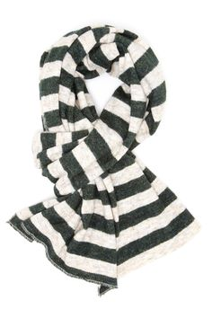 Pur Cashmere:: Rugby Scarf (66% off)