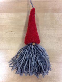 Jouluaskarteluja - Ok Santa Crafts, Christmas Ornament Crafts, Christmas Gnome, Christmas Crafts For Kids, Xmas Crafts, Christmas Holidays, Christmas Decorations, Christmas Makes, Simple Christmas