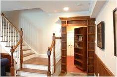 Image result for bookcase door