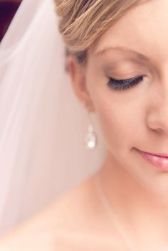 Bridal portrait © keriapple photography 2013