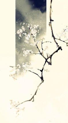 Artist:伊吹五月 Japanese Painting, Chinese Painting, Chinese Art, Japanese Art, Ink Painting, Watercolor Art, Art Japonais, Art Graphique, Mural Art