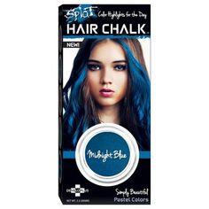 blue hair chalk - Google Search