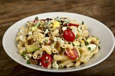 Cobb Macaroni Salad Recipe | Food Republic