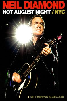 Favorite #4 Neil Diamond (YES, Neil Diamond IS cool! Brilliant songwriter and musician!)