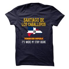 SANTIAGO DE LOS CABALLEROS - Its where my story begins!