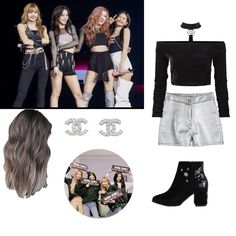 Kpop Fashion Outfits, Pink Fashion, Fancy, Polyvore, Cute, Clothes, Stage, Dresses, Clothing