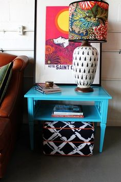 10 Painted Pieces: Making Old Loves Work In New Homes