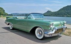 1957 Cadillac Biaritz. Lovely! #cadillacclassiccars