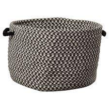 Houndstooth Indoor/Outdoor Basket 50$ Pratique! Joss and Main