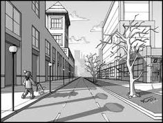 one point perspective - Google leit