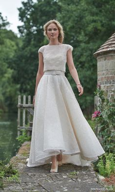 Stephanie Allin Couture 2016 Wedding Dresses — Love Letters Bridal Collection | Wedding Inspirasi
