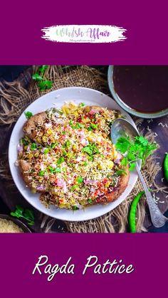 Puri Recipes, Pakora Recipes, Paratha Recipes, Chaat Recipe, Spicy Recipes, Veg Food Recipes, Tastemade Recipes, Indian Veg Recipes, Potato Patties